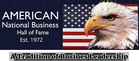 R  W  HULSEN – American National Business Hall of Fame, ANBHF
